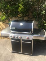Weber Genesis LP Gas Grill in Okinawa, Japan