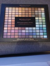 UNUSED REVOLUTION EYESHADOW PALLETTE in Lakenheath, UK