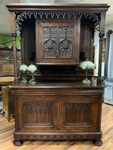 Gothic Buffet from France in Spangdahlem, Germany