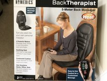 Back massager by Homedics in Naperville, Illinois