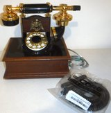 Vintage Deco-Tel French Style Rotarty Phone / Desk Telephone in Naperville, Illinois