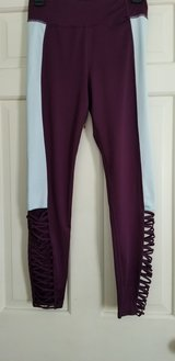 maroon leggings in Naperville, Illinois