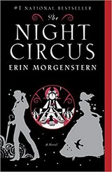 The Night Circus by Erin Morgenstern (Paperback) in Okinawa, Japan
