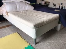 Bed from IKEA in Okinawa, Japan