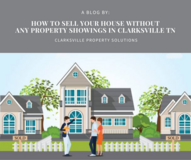 How To Sell Your House Without Any Property Showings In Clarksville TN in Fort Campbell, Kentucky