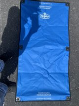Regalo MyCot Portable Toddler Bed blue color ideal for home & travel in Camp Lejeune, North Carolina