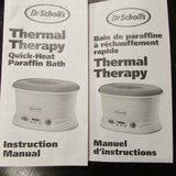 Thermal Therapy Paraffin Bath Quick Heat Timer FULL of over $20 in New Wax in Naperville, Illinois