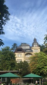 """""""My Home is a Castle"""" - Panoramic Lifestyle-Living @ Nerotalpark - Fully Furnished in Wiesbaden, GE"""