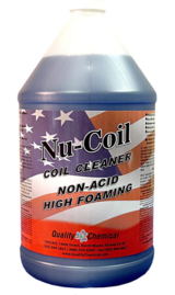 Nu-coil foaming condenser coil cleaner in Alamogordo, New Mexico