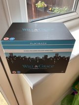 Will & Grace 'ultimate collection' in Lakenheath, UK