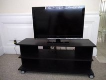 TV stand in New Orleans, Louisiana