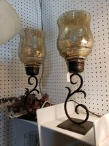 Pair of large Candle Holders in Fort Leonard Wood, Missouri