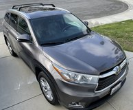 Toyota Highlander Limited in Camp Pendleton, California