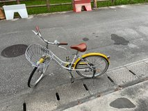 "22"" Ignio bike in Okinawa, Japan"