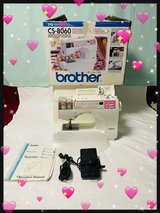 **The Brother Computerized Sewing Machine** in Okinawa, Japan