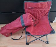 2 Camping chairs, 2 Low chairs in Stuttgart, GE