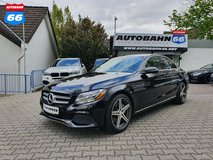 2017 Mercedes C300 in Hohenfels, Germany