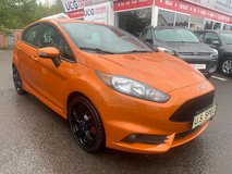 2018 Ford Fiesta ST in Spangdahlem, Germany