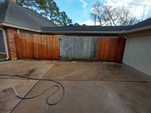 Power washing services in Kingwood, Texas