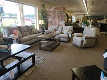Great selection of reclining furniture in Cherry Point, North Carolina