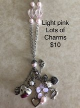 lots of charms necklace in Alamogordo, New Mexico