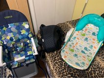 ****High Chair, Baby Bather, Baby Carrier*** in Okinawa, Japan