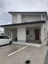 2 Year Old 1 BED Room Duplex with Patio. AVAILABLE Beginning of June in Okinawa, Japan
