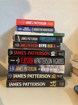 10 books by James Patterson in Stuttgart, GE