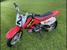 2002 Honda Xr70r in Naperville, Illinois