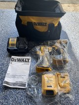 DeWalt Impact and Power Drill Set in Naperville, Illinois