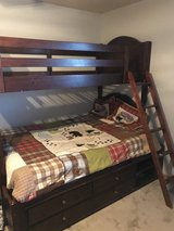 Bunk beds with dresser in Naperville, Illinois