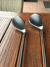 Taylormade M6 Fairway Woods (7 and 9) in Ramstein, Germany