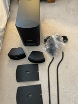 Bose CineMate Series GS II/Two speakers/stands/Home Theater in Naperville, Illinois