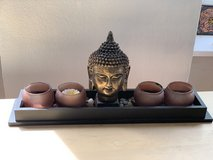 Buddha candle stand / holder in Wiesbaden, GE