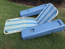 Floating Pool Lounger in Spring, Texas