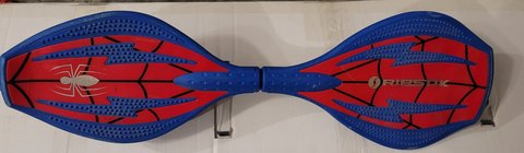 Spider Man Ripstik in Fort Campbell, Kentucky