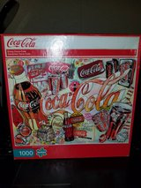 1000 Piece Jigsaw Puzzle - Enjoy Coca-Cola (T=48) in Fort Campbell, Kentucky
