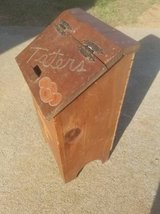 Vintage Wooden Potato Bin in Fort Campbell, Kentucky