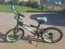 "No Rules Boys Freestyle 18"" Bmx Bike (Neon Green / Black) in Fort Campbell, Kentucky"