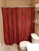 Shower curtain (2) panels in Morris, Illinois