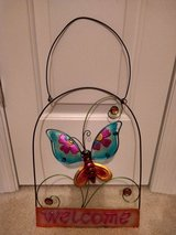 NEW Butterfly and Flamingo Hanging Decor in Camp Lejeune, North Carolina