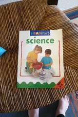 Science book for early learners in Ramstein, Germany