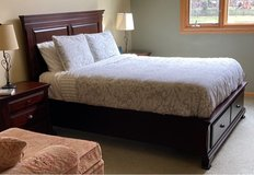 **Picket House Bed Frame- queen in Naperville, Illinois