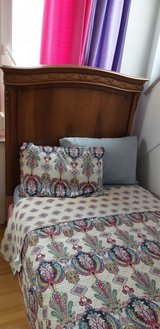 Pair of twin french beds in Stuttgart, GE
