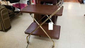 Vintage Cosco Metal Tea Cart #2504-148 in Camp Lejeune, North Carolina