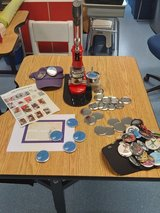 Button/Badge Maker in Ramstein, Germany