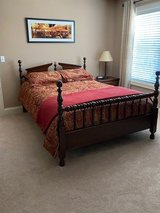Crawford Bedroom Furniture - Queen Size in Naperville, Illinois