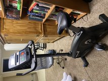 Nautilus Exercise Bike in Naperville, Illinois