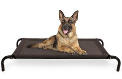 Folding Cot Dog Bed Large (NEW) 100 X 79 X 19 CM PORTABLE in Okinawa, Japan