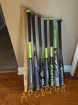 misc baseball bats in Naperville, Illinois